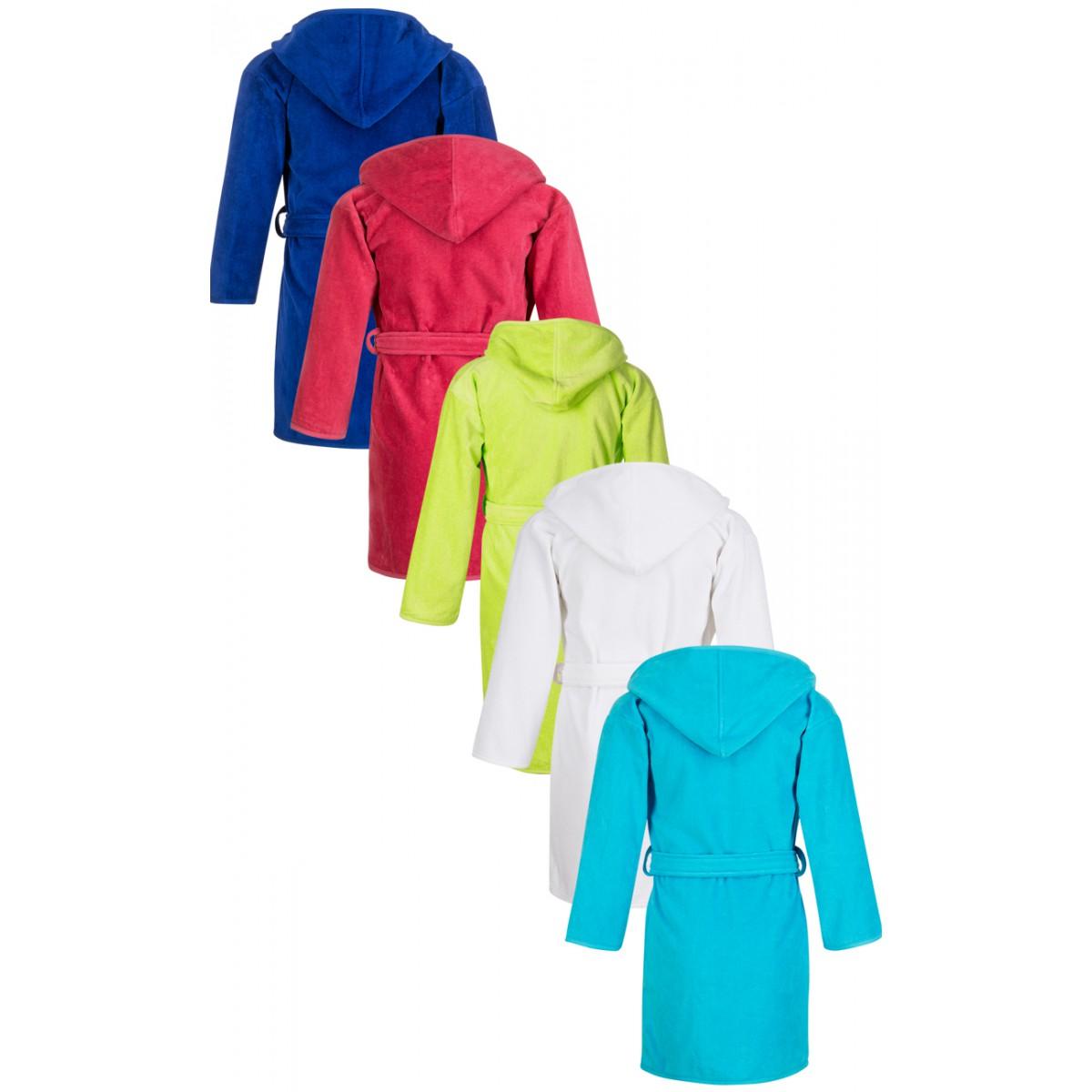 Gepersonaliseerde kinderbadjas