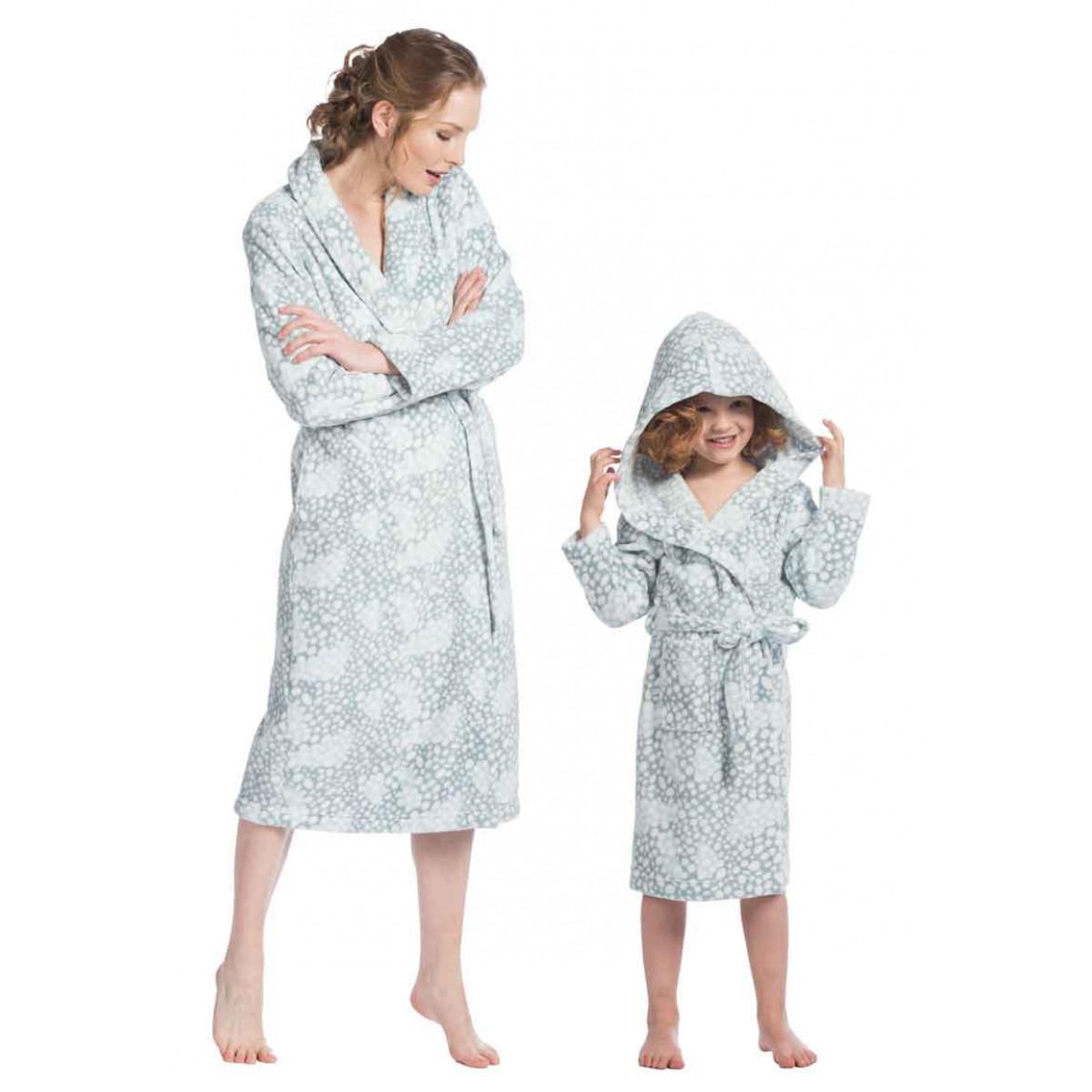 Moeder & dochter badjas