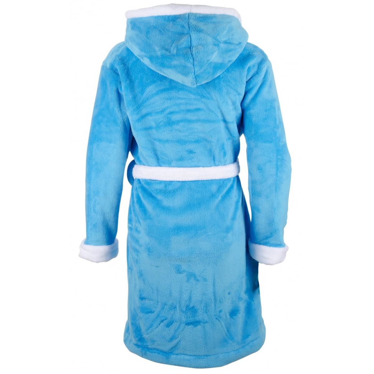 zachte badjas warm