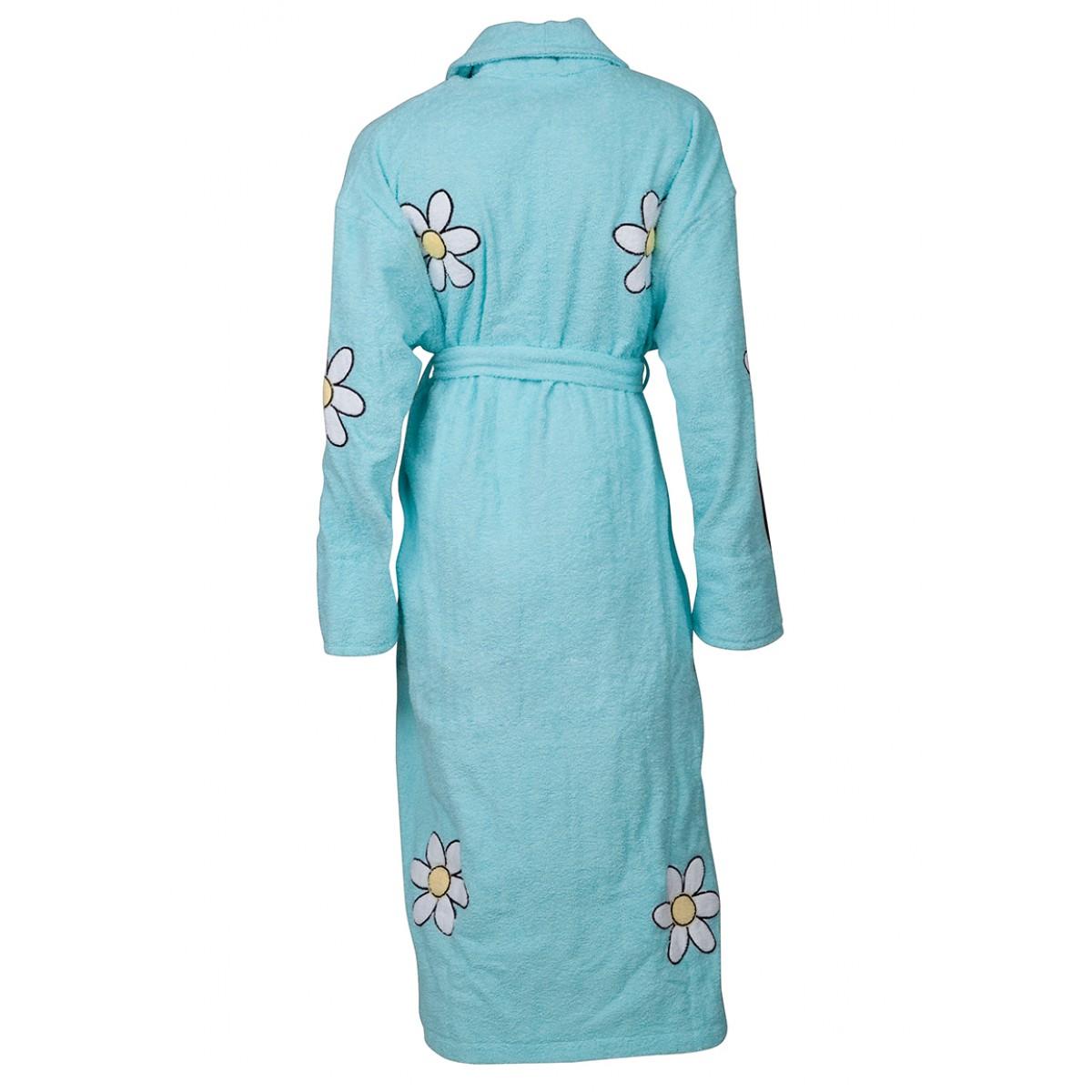 dames badjassen van badstof
