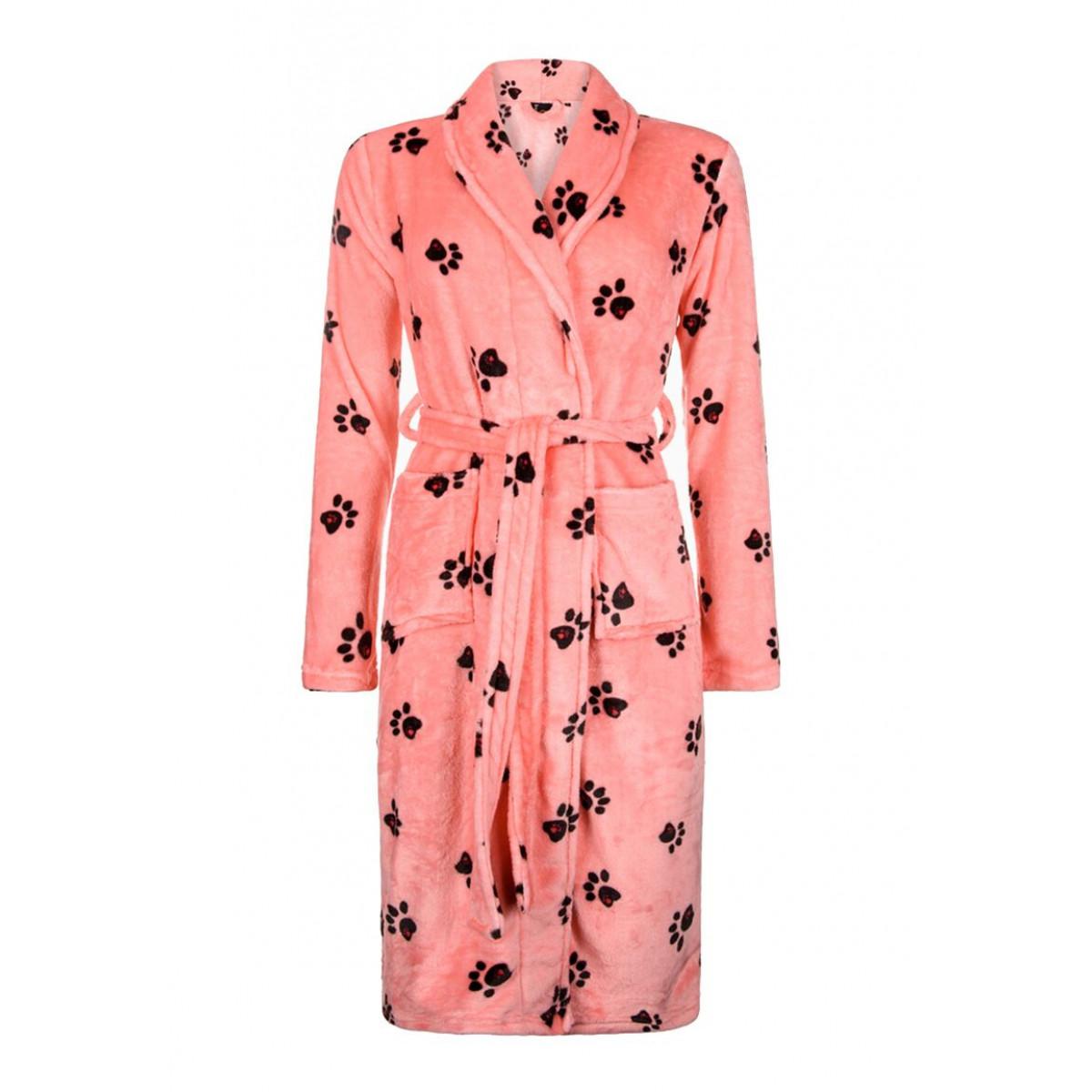 goedkope badjas fleece