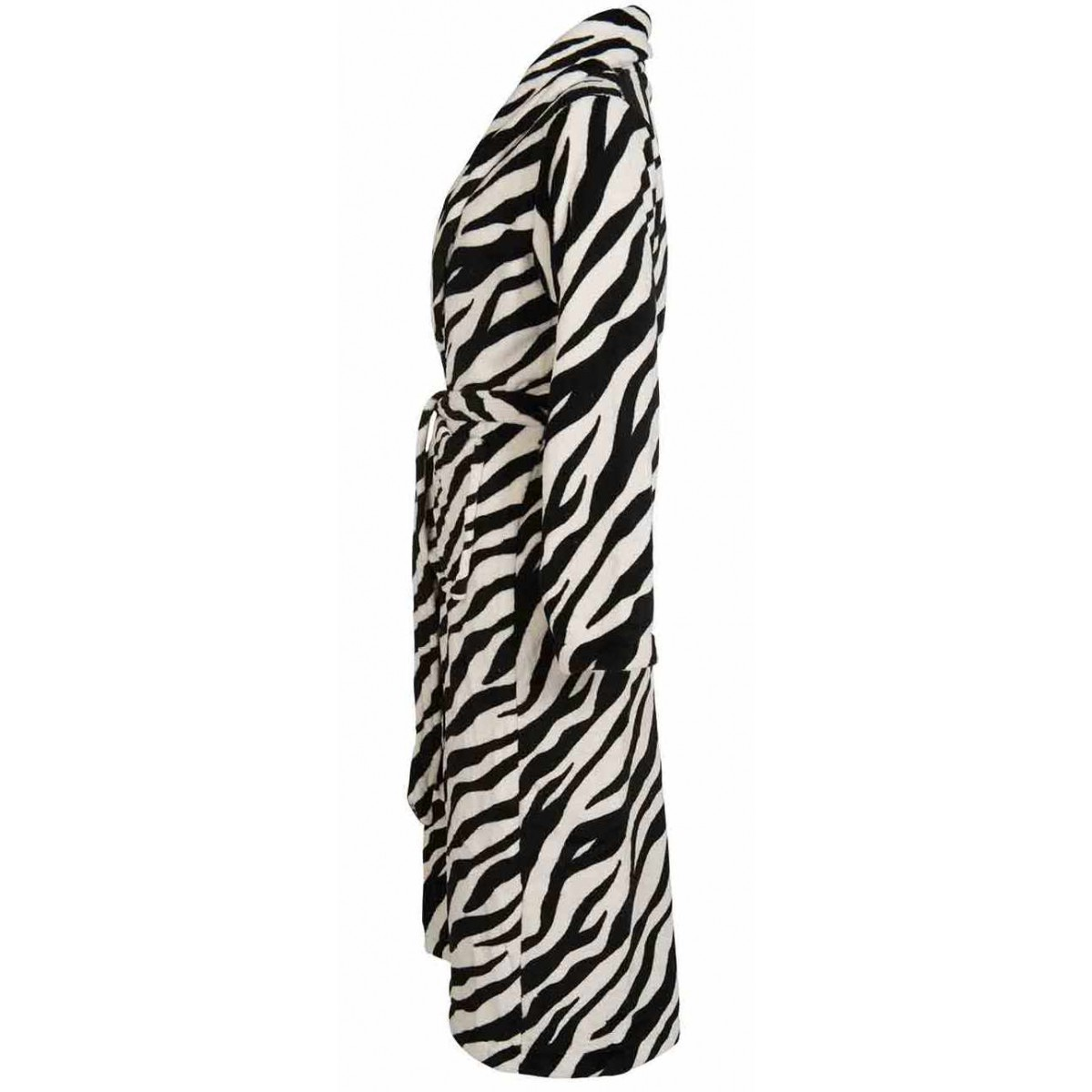 badjassen dames zebra motief