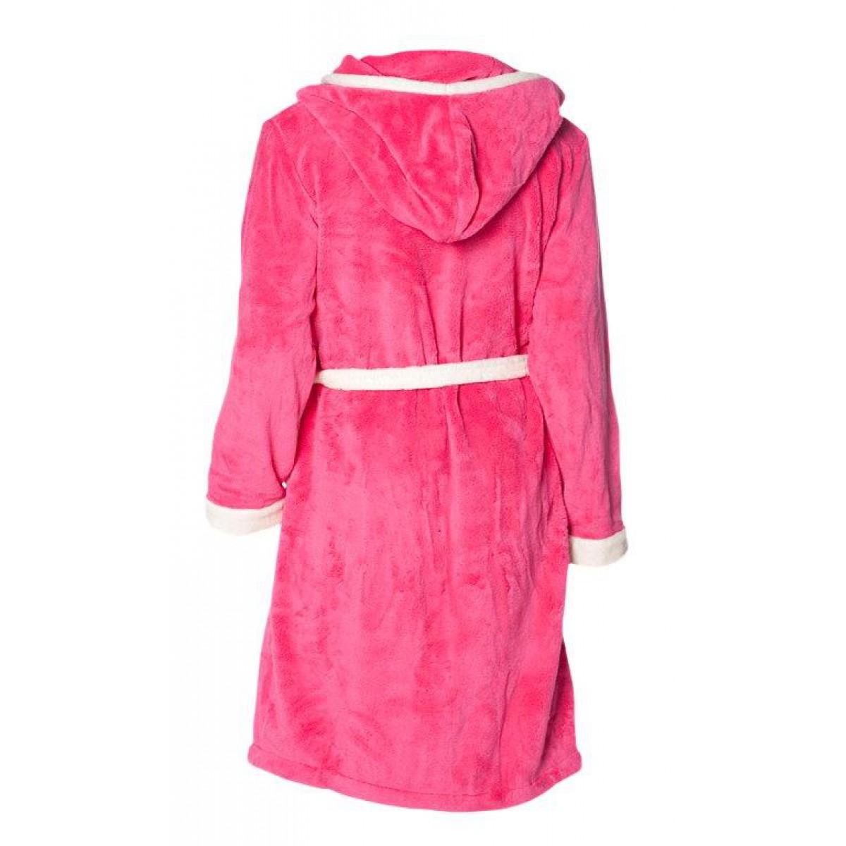 roze badjassen dames
