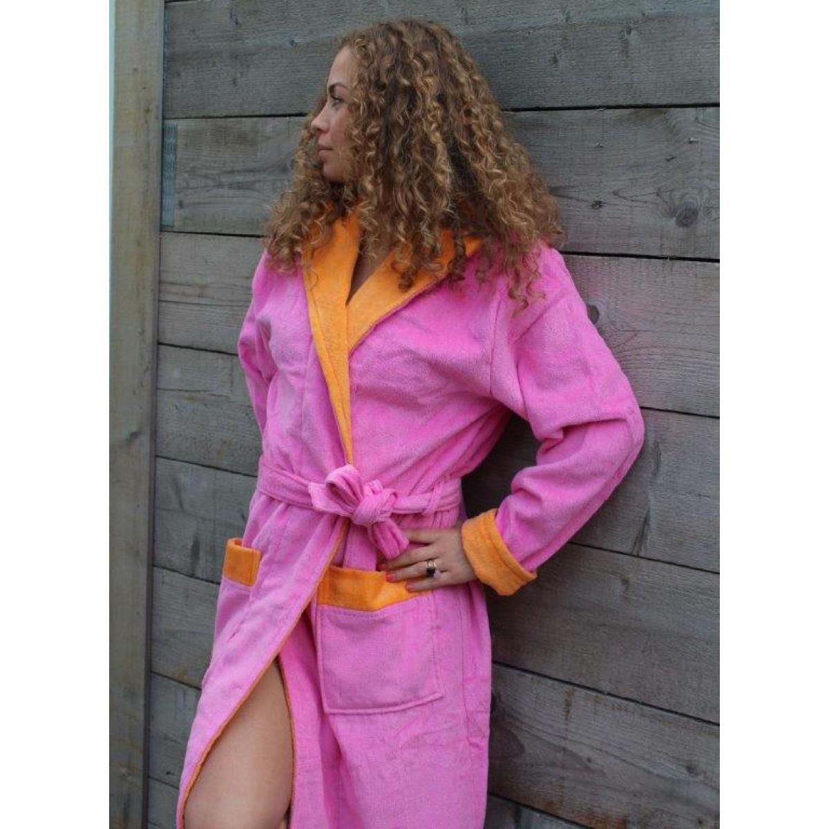 Badjas geschikt voor sauna
