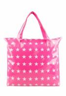 Roze verpakking badjas