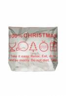 Badjas kerst verpakking