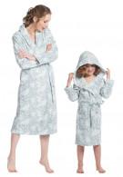 Badjas voor moeder & dochter (TIP)
