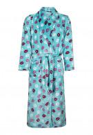 Dames badjas met liefde
