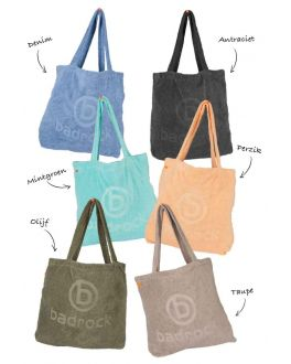 Badstof beach bag XXL
