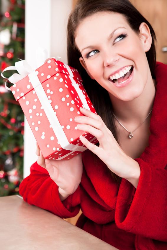 badjas cadeau geven